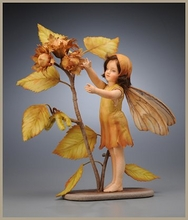 "10"" HAZEL-NUT FAIRY - LE 250*"