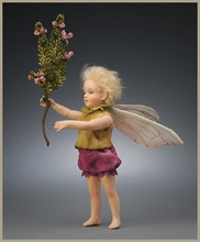 "8.5"" HEATHER FAIRY - LE 250*"