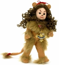 "8"" COWARDLY LION*"