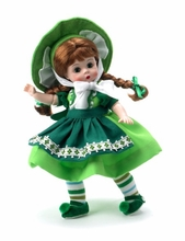 "8"" EMERALD CITY TOWNSWOMAN*"