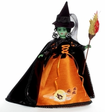 "10""HALLOWEEN  WICKED WITCH OF THE WEST"