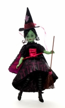 "10"" HAUNTED FOREST WICKED WITCH*"