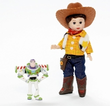 "8"" JACK LOVES TOY STORY*"