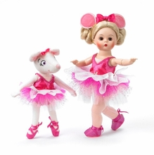 "8"" WENDY LOVES ANGELINA BALLERINA*"