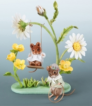 "3"" IDA & TOM - The Summer Mice - RJW*"