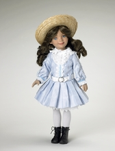 "PICNIC IN THE PARK - outfit for 14"" doll*"