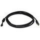 10ft 34AWG Standard HDMI® Cable With Ethernet w/Ferrite Core - HDMI® Micro Connector male to HDMI® Connector male - Black