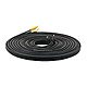 50ft S-Video 3.5mm Stereo to Composite RCA RCA Stereo Combo 22AWG Cable (Gold Plated)