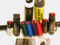 WHOLESALE PEPPER SPRAY