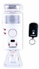 Motion Detector Alarm Strobe Light + Remote  Discontinued