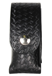 Leather Pepper Spray Holster - Boston Leather 2 oz 5527