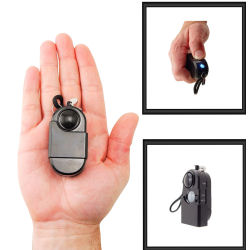 Motion Detector Travel Alarm