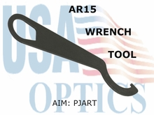 AR-15 STOCK WRENCH & 1911 BUSHING TOOL