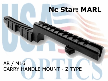 AR Carry Handle MT - Z Type