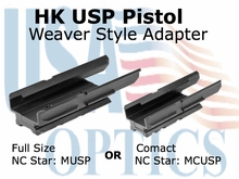 HK PISTOL ADAPTER