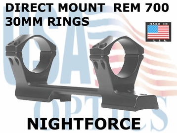 Nightforce Direct Mount Rings