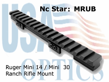 RUGER MINI14/MINI 30 RANCH RIFLE MOUNT