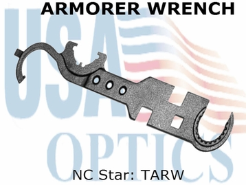 AR15 ARMORER'S BARREL WRENCH