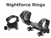 NightForce Rings