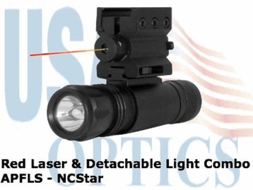 Tactical Laser & Flashlight Combo...Very Nice