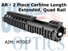 AR CABINE LENGTH, 2 PC, QR - EXTENDED