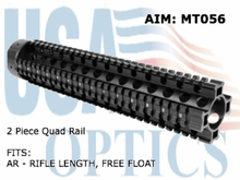 AR Rifle Length, Free Float, QR