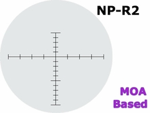 Nightforce, NP-R2 Reticle