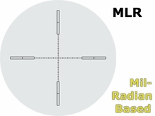 Nightforce: MLR Reticle