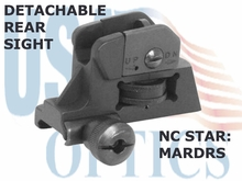 DETACHABLE REAR SIGHT
