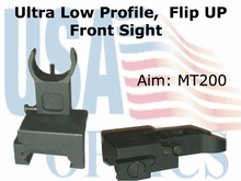 FRONT SIGHT, LOW PRIFILE