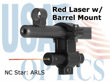 NC Star Rifle Laser Sight