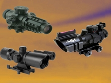 Compact Tactical Scopes