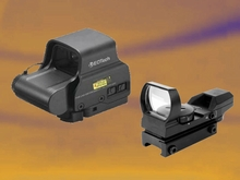 CQB Scopes: EoTech & Dot Sights