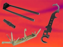 Parts and Tools
