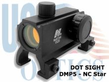 1x20 MP5 Red Dot, HK Claw Mount