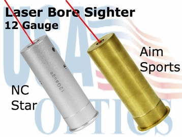 12 GAUGE BORESIGHTER