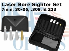LASER BORESIGHT SET