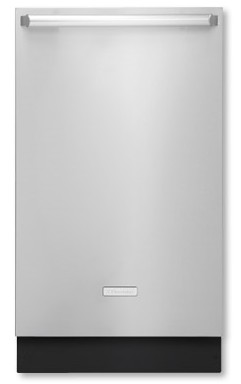 """EIDW1805KS Electrolux - 18"""" Built-in Dishwasher with IQ Touch Controls - Stainless Steel"""