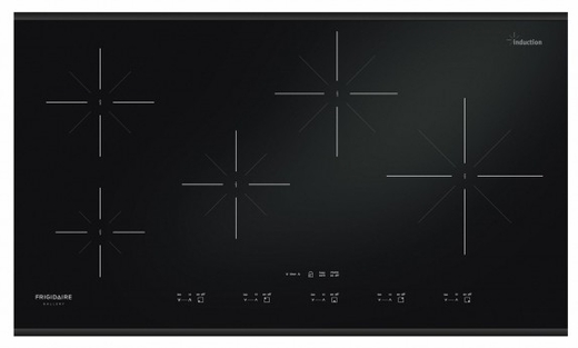 "FGIC3667MB Frigidaire  Gallery 36"" Induction Cooktop - Black"