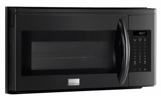 FGMV153CLB Frigidaire Gallery 1.5 Cu. Ft. Over-The-Range Microwave with Convection - Black