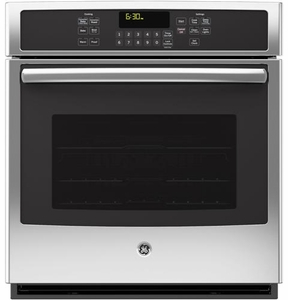 """JK5000SFSS GE 27"""" Built-In Single Convection Wall Oven - Stainless Steel"""
