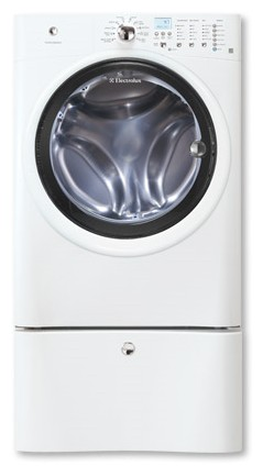 EIFLW50LIW Electrolux - 4.2 Cu. Ft. Front Load Washer with IQ-Touch Controls - Island White