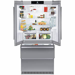 Built In French Door Refrigerator at US Appliance