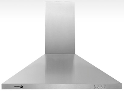 "60CFP-30X Fagor 30"" Wall Mounted Pyramid Hood - Stainless Steel"