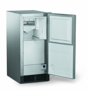 DCE33A1SSD Scotsman Automatic Ice Machine with Gravity Drain - Custom Panel