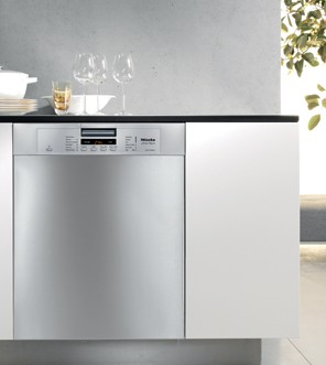 how to clean stainless steel dishwasher with vinegar