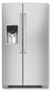 Delightful Electrolux Counter Depth Side By Side Refrigerator With IQ Touch Controls    Stainless Steel Model   EI23CS35KS Details