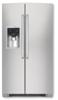 EI23CS35KS Electrolux - Counter Depth Side-By-Side Refrigerator with IQ-Touch Controls - Stainless Steel
