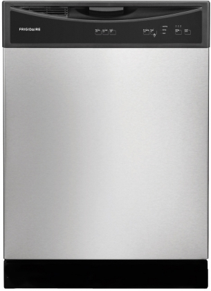 "FFBD2406NS Frigidaire 24"" Built In Dishwasher - Stainless Steel"