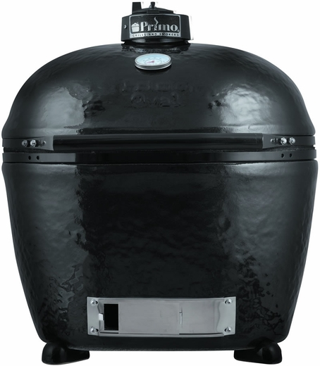 PR778B Primo Oval XL Outdoor Grill - Black